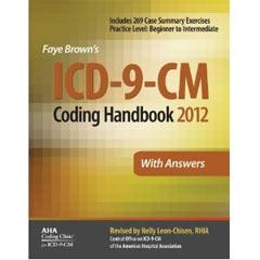 An ICD-9 code book