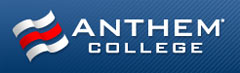 Anthem College logo