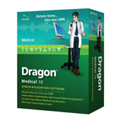 Dragon Medical Transcription software