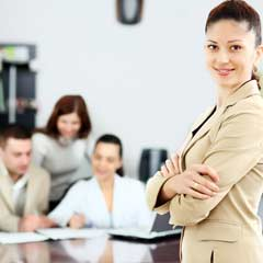 Include biographies of you and your team