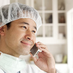 Telephone etiquette is a useful skill for any biller