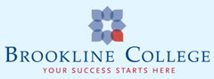 Brookline College logo