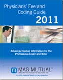 The Physicians' Fee & Coding Guide